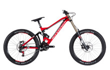 Mondraker Summum Pro pure red/black